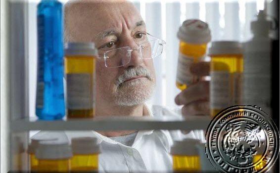безопасности в фармацевтических магазинах