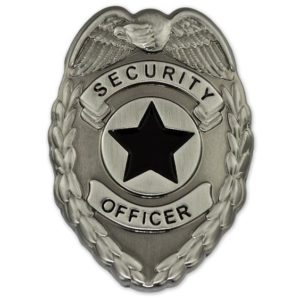 Сотрудник службы безопасности