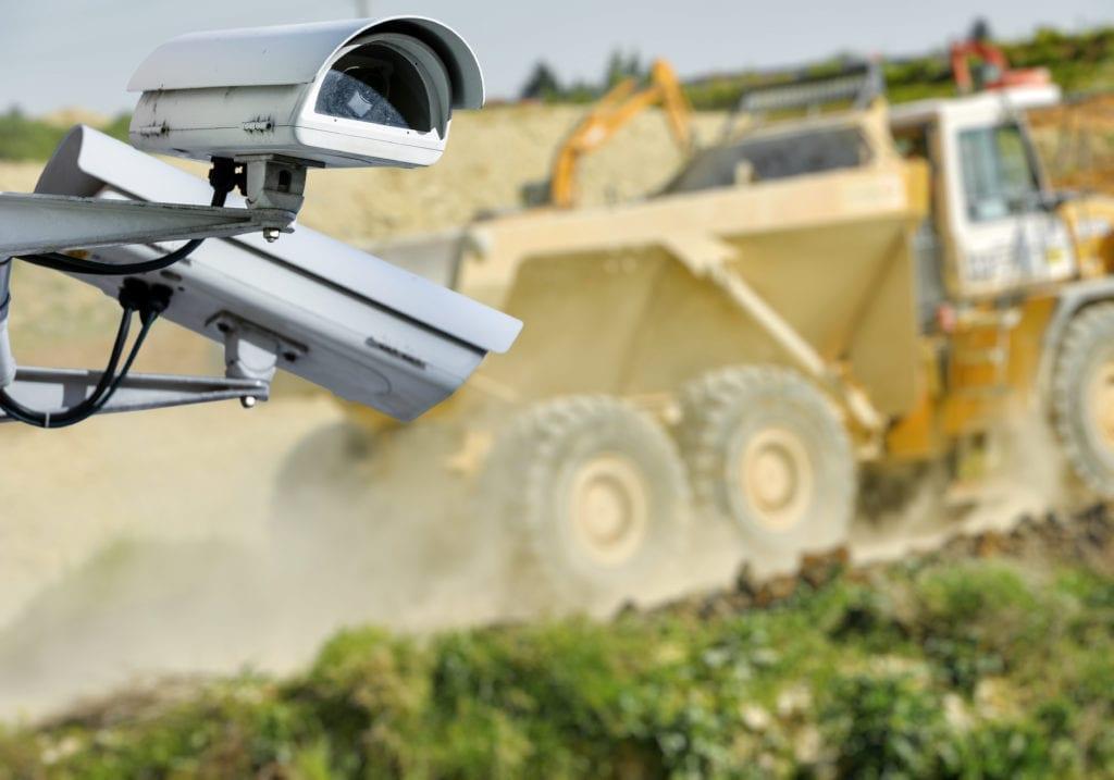 мониторинг строительной площадки