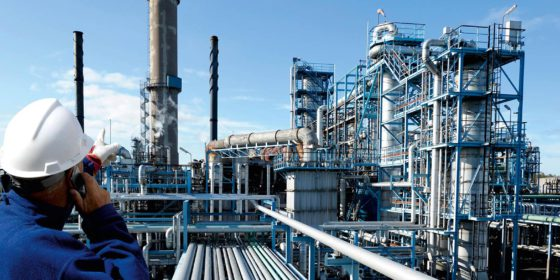Нефти И Газовой Отрасли